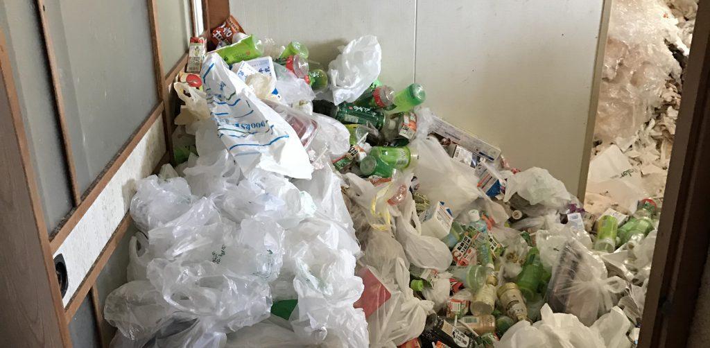ゴミ屋敷 片付け 不用品回収